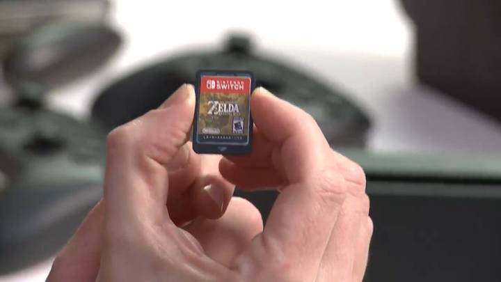 Nintendo Switch Zelda Cartridge 720x405 - Review: Nintendo Switch é puro potencial