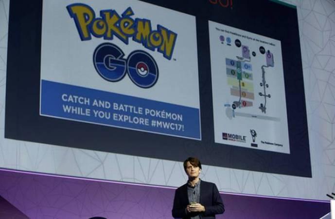 Spain Wireless Show 81667 - CEO da Niantic traz novidades sobre ginásios e pássaros lendários em Pokémon Go
