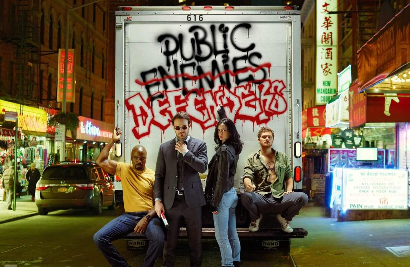 """defensores netflix - 3 motivos para assistir """"Punho de Ferro"""", a nova série da Netflix"""