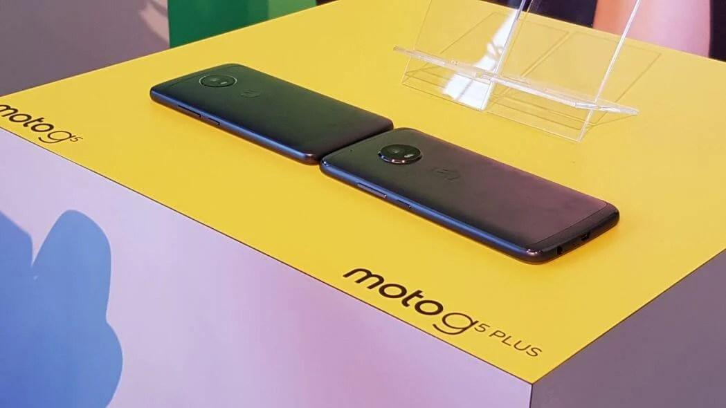 lenovo 6 - Comparativo: Moto G5 ou Moto G5 Plus?