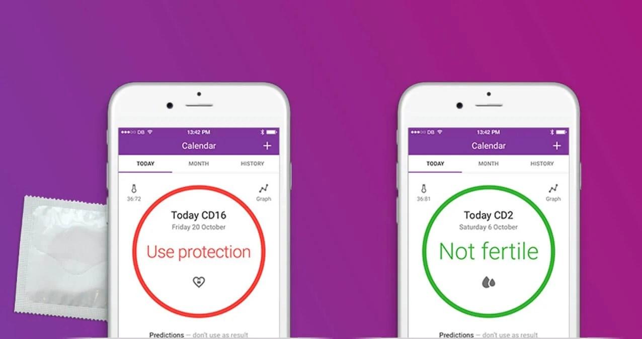 Já imaginou usar um app como método contraceptivo? 6