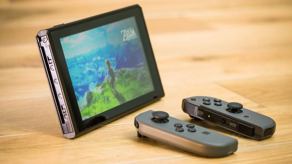 nintendo switch console 4835 - Dicas e truques para o Nintendo Switch