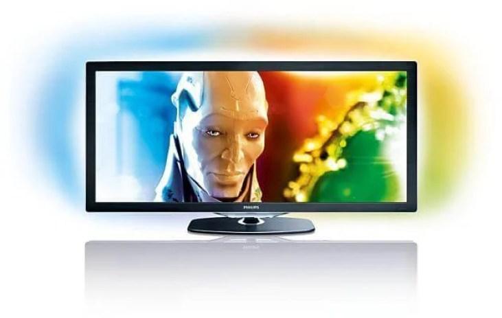 TV LCD Philips Cinema