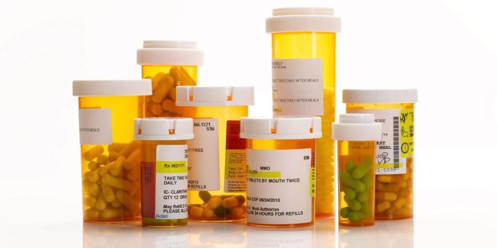 prescription drugs - Por que você deveria dar mais importância à tipografia