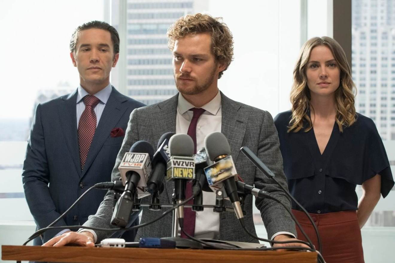 """punho ferro danny rand netflix - 3 motivos para assistir """"Punho de Ferro"""", a nova série da Netflix"""