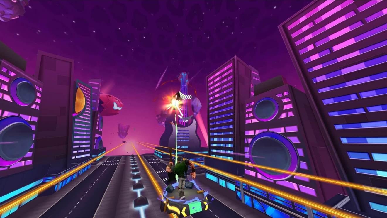 """rnr 3 - """"Rock & Rails"""" é um novo jogo para o Samsung Gear VR"""