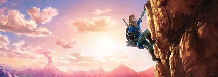 "zelda breath of the wild melhores jogos - Sem mais espera! ""The Legend of Zelda: Breath of the Wild"" chega para Nintendo Switch"