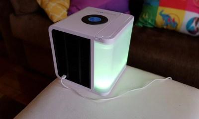 Evapolar inicia campanha para segunda geração do seu purificador de ar portátil