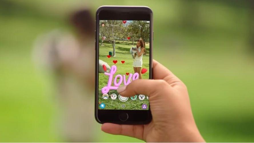 """Snapchat lança função de Realidade Aumentada com """"Lentes do Mundo"""""""