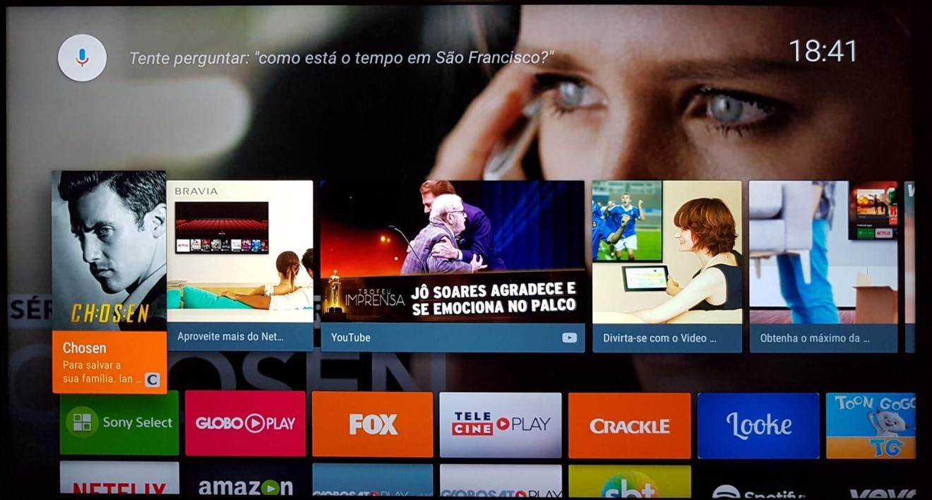 Sony Android TV - Review: Smart TV Sony XBR-65X935D série X93D 4K HDR LED Ultra HD com Android