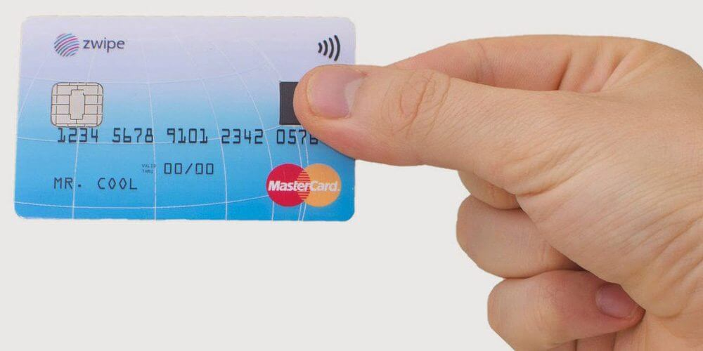 mastercard payment card with fingerprint reader - Mastercard cria cartão de crédito com sensor de impressão digital