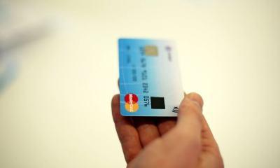 Mastercard cria cartão de crédito com sensor de impressão digital