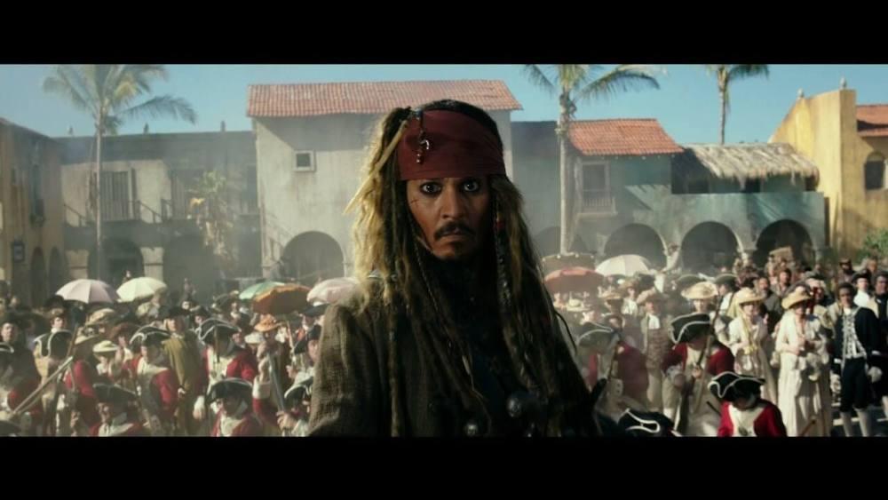 """15165d50f34aac89064ab73f71b6ce45 - Ahoy! """"Piratas do Caribe"""" é roubado da Disney"""
