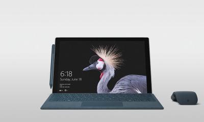Revolução? Microsoft apresenta em Xangai o novo Surface Pro