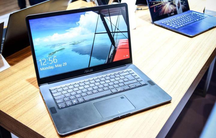 Asus ZenBook Pro 2017 720x463 - Computex 2017: confira todos os lançamentos da Asus até agora