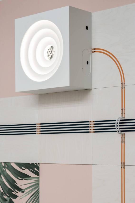 papel de parede eletrico