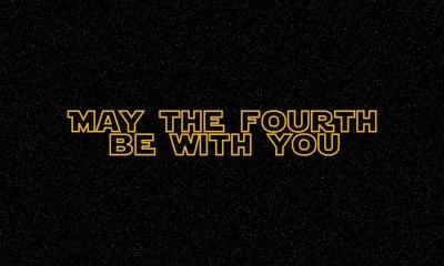 Comemore o Star Wars Day com o cast cantando All Star
