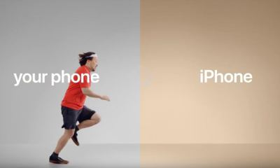 Apple promove Switch, só que para iPhone