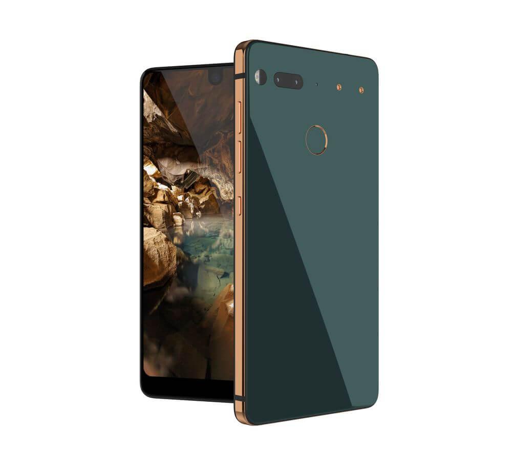 Essential Phone é o smartphone que você pediu para o pai do Android