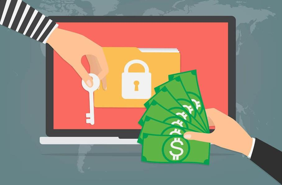 Hackers - Ransomware