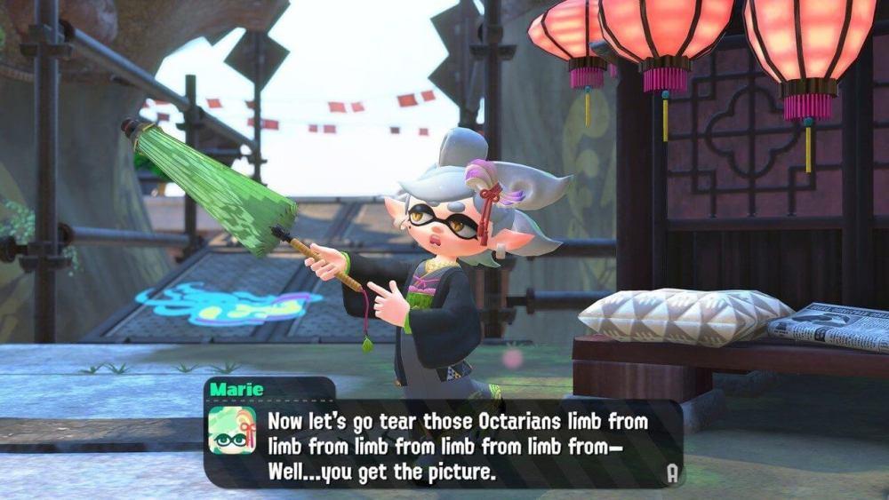 switch splatoon2 scrn heromode marie 04en 1495059614173 1280w - Nintendo Direct traz detalhes de ARMS e novo trailer de Splatoon 2
