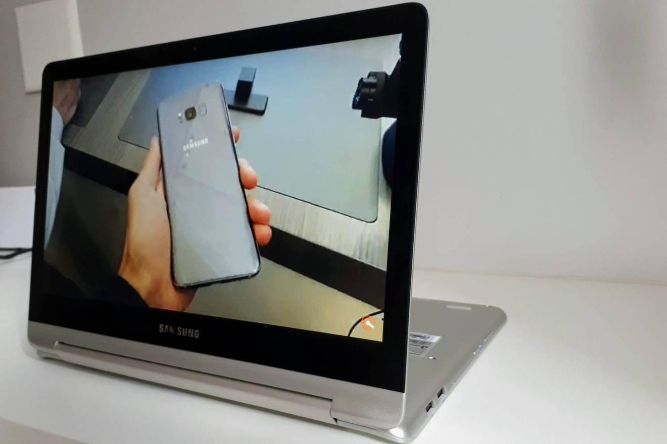 19368946 10207469496495634 1629807125 o - Review: Notebook Samsung Style 2 em 1 (2017)