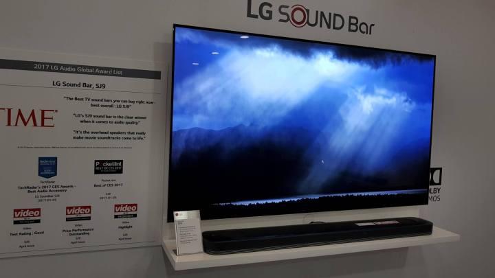 LG Innofest 2017 - Sound Bar