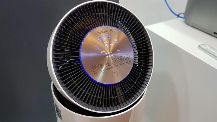 LG Innofest 2017 - AirCare 2