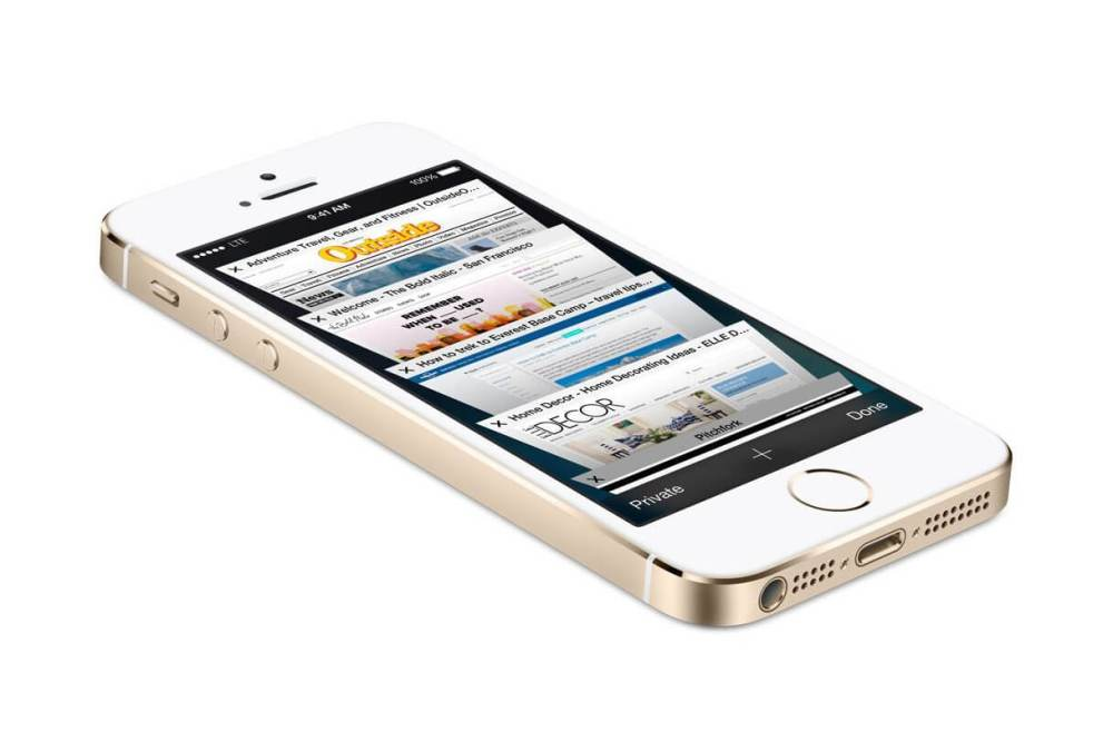 Apple iPhone 5S - #iPhone10: A evolução do iPhone pelo design