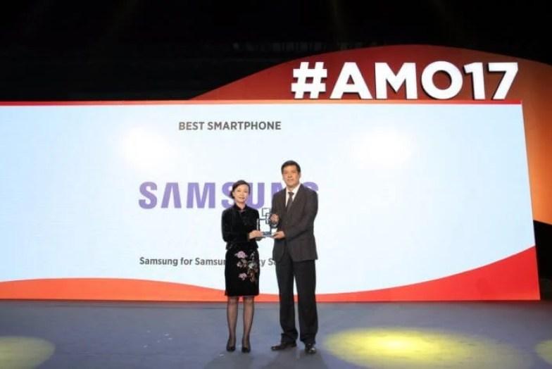 Galaxy S8 MWC Shanghai main 1 - Galaxy S8 e S8+ são escolhidos os melhores smartphones na MWC Xangai 2017