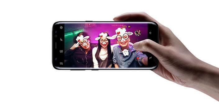 SELFIE CAM GALAXY S8 - Dicas e truques para o Samsung Galaxy S8 ou S8+