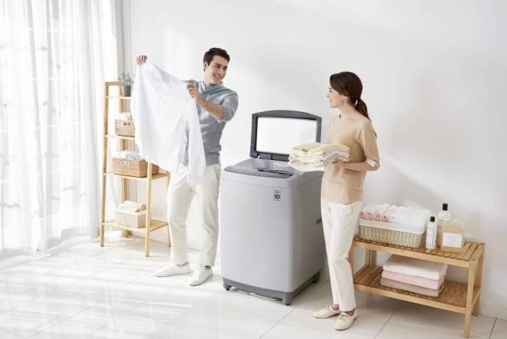 TL Smart Inverter 2017 0000 Lifestyle Image1 lifestyle 0636 720x481 - LG InnoFest 2017: LG TWINWash, a máquina de lavar do futuro