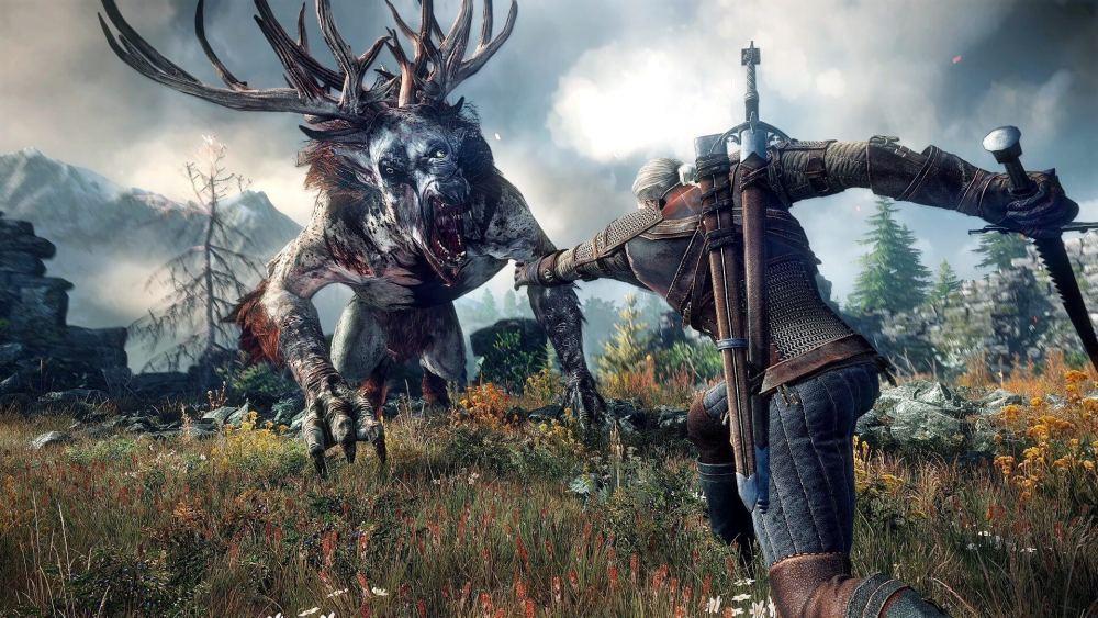 The Witcher 3 Wild Hunt Debut Gameplay Trailer - Quem venceu a E3 2017? Decisão fica entre Microsoft, Nintendo e Sony