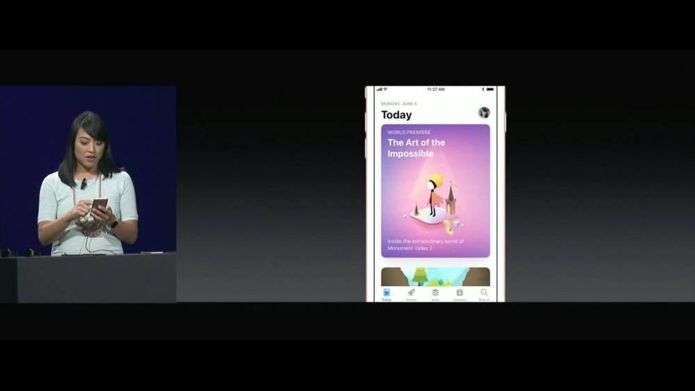 WWDC 2017: A nova App Store e Monument Valley II