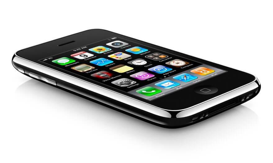 apple iphone 3gs 5 - #iPhone10: A evolução do iPhone pelo design