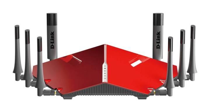 dir 895l front 0 720x385 - Review: Roteador D-Link AC5300 (DIR-895L)