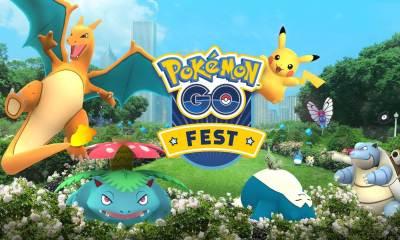 Pokémon GO anuncia eventos especial de aniversário do aplicativo