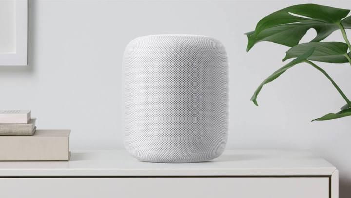 homepod white shelf 720x406 - WWDC 2017: Veja o resumo das principais novidades apresentadas pela Apple