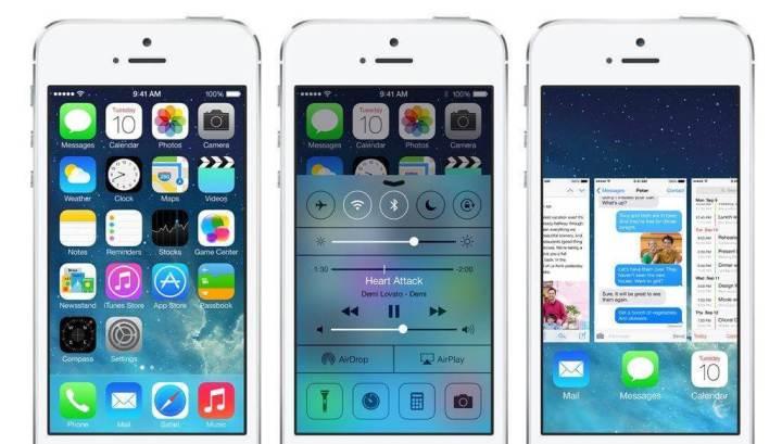 iOS7true 720x409 - #iPhone10: Mergulhe na história do iOS