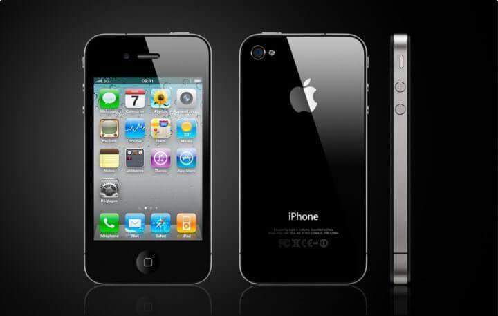 iphone 4 - #iPhone10: A evolução do iPhone pelo design