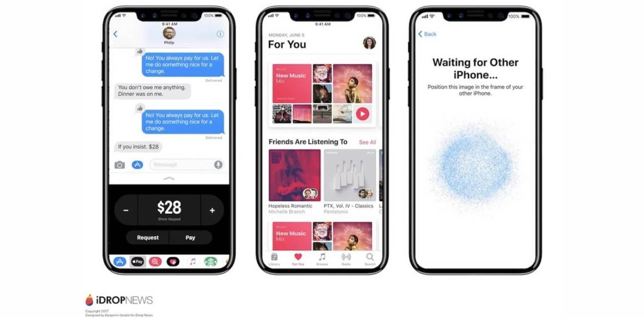 iphone 8 ios 11 - #iPhone10: O que esperar do próximo iPhone?