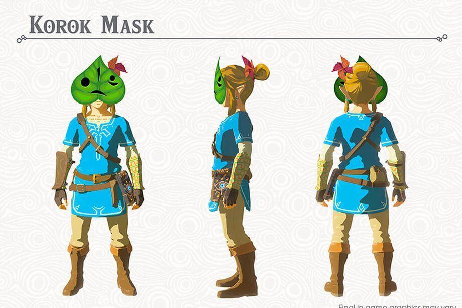 korok.0 - DLC de Legend of Zelda: Breath of the Wild já está disponível