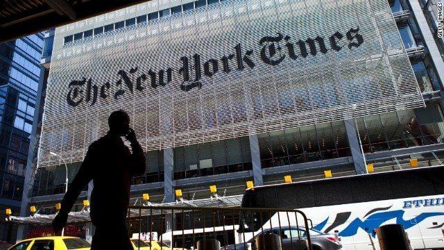 new york times - Porque TVs e jornais não suportam mais o Facebook