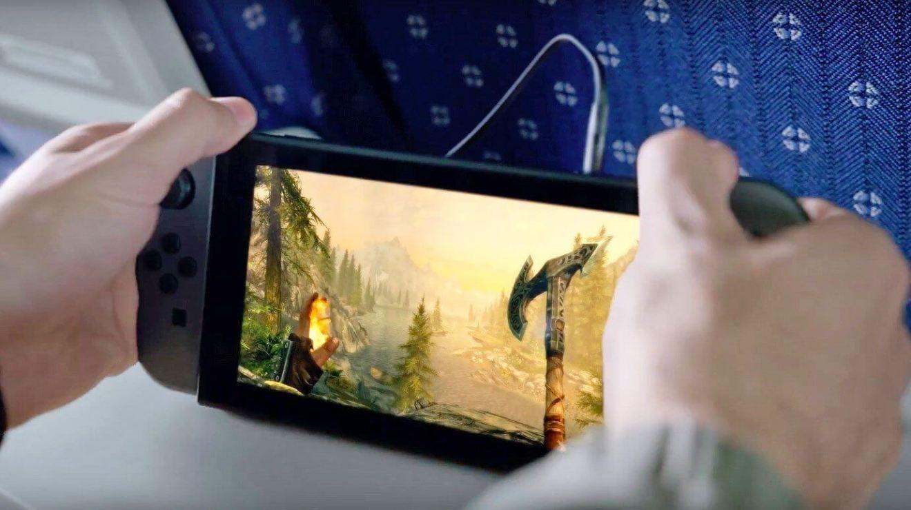 nintendo8 ed - E3 2017: Skyrim para Nintendo Switch é anunciado com novidades de Legend Of Zelda