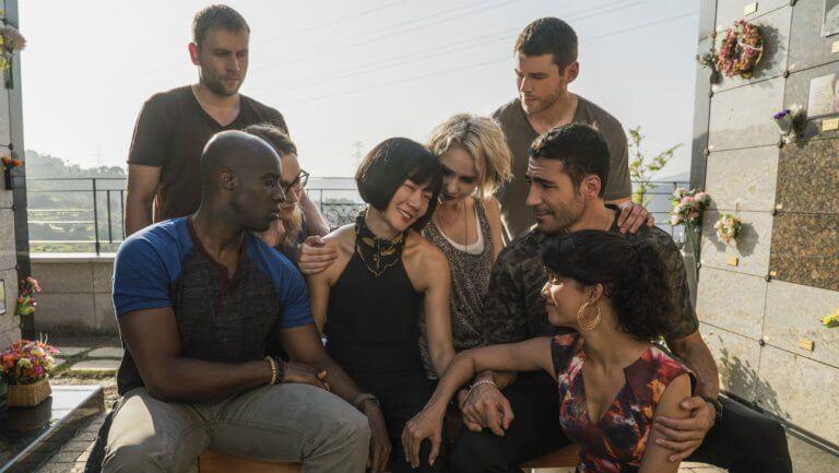 sense8 cast - Sense8 está voltando: como os fãs convenceram a Netflix