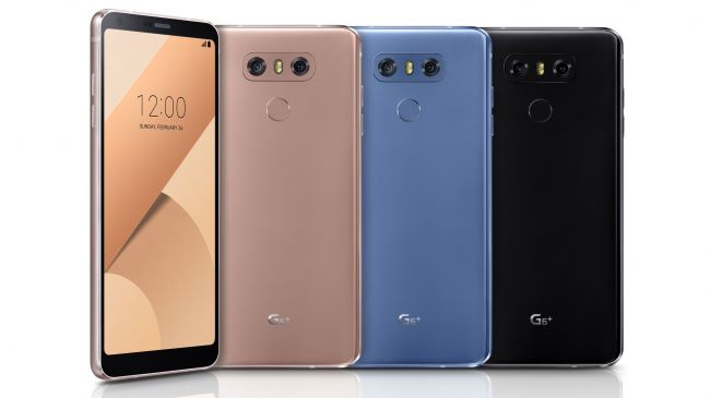 toZvvvKDyuWk7fKrhPAxQi 650 80 - De surpresa LG anuncia LG G6 Plus com melhorias; confira o que mudou
