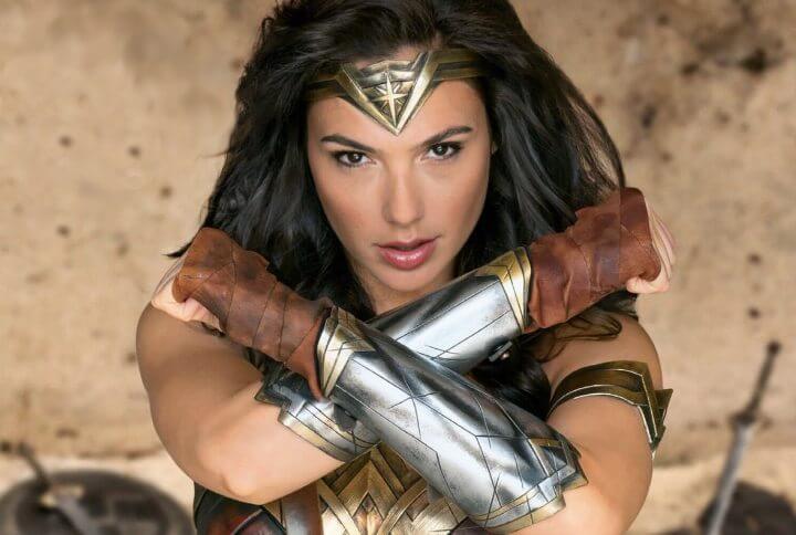 wonder woman - Mulher Maravilha: A grande estreia da DC para 2017
