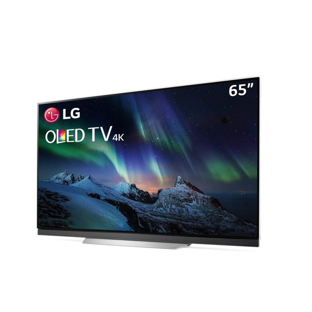 65 LG OLED OLED65E7 smart TV - LG anuncia nova linha de OLED TVs 4K; confira preços e disponibilidade