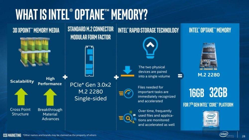 Intel Optane SSD M2 2 - Intel Optane: tecnologia transforma seu HD em um SSD