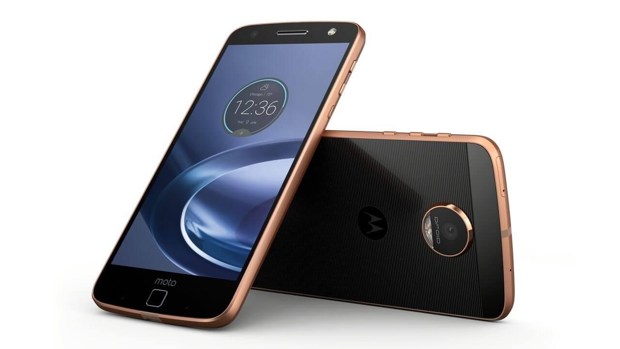 Motorola Moto Z Force Droid Edition Front Back Combo - Moto Z e Moto Z Play recebem atualização para o Android Nougat